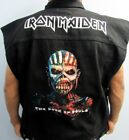 IRON MAIDEN BOOK OF THE SOUL DEMIN BLACK...