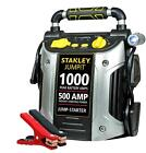 US-Battery-Jump-Starter-Air-Compressor-Peak-Portable-Car-Charger-Booster-Stanley