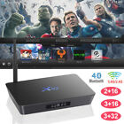 X92 2/3G+16G Smart TV BOX Amlogic S912 8Core Android 6.0 4K Movies Dual WIFI New
