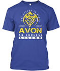 Avon An Endless Legend - The Is Alive Hanes Tagless Tee T-Shirt