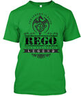 Legend Is Alive Rego An Endless - The Premium Tee T-Shirt