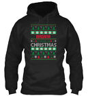 Magana Family Ugly Sweater S - Christmas Gildan Hoodie Sweatshirt