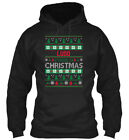 Lugo Family Ugly Sweater S - Christmas Gildan Hoodie Sweatshirt