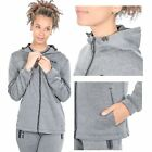 Trespass Tauri LDX Womens Hoodie Heavyweight Jumper in Grey