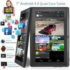 10.1  Inch Tablet PC Android 6.0 Quad-core Google 32GB Wifi Dual Camera GPS UK