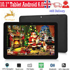 """10.1"""" Inch Tablet Pc Android 6.0 Quad-core Google 32gb Wifi Dual Camera Gps Uk"""