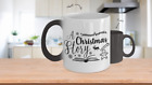 Color Changing Mug Christmas Holiday Winter A Christmas Story