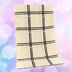 1Pc Bath Towels Bamboo Fiber Hand Towels Cleansing Towels for Barber Shops Gifts