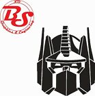 4* 5* 6* TRANSFORMER decepticon symbol Movies TV Show Decal Vinyl Sticker noBS