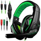 PS4 Headset Gaming Headset Headphone with Mic for PlayStation 4 Xbox One Stereo