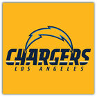 Los Angeles Chargers Logo NFL Car Bumper Sticker Decal - 3'' or 5'' $4.0 USD on eBay