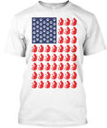Easy-care Patriotic Cat Usa Flag Hanes Tagless Tee Hanes Tagless Tee T-Shirt
