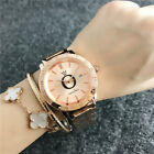 2018 Brand New Round PANDORAS Watch Women Lady Steel Quartz Bear Wristwatch GIFT