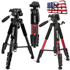 USA ZOMEI Q111 Professional Aluminum Travel Tripod&Pan Head For Camera Camcorder