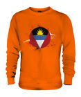 ANTIGUA AND BARBUDA FOOTBALL UNISEX SWEATER  TOP GIFT WORLD CUP SPORT