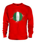 NIGERIA FOOTBALL UNISEX SWEATER  TOP GIFT WORLD CUP SPORT