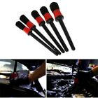 Soft Car Detailing Brushes For Cleaning Dash Trim Seats Wheels Wood Handle 1PCS