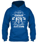 Chad The Legend Alive - Is On Road To Recovery Gildan Hoodie Sweatshirt