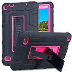 Hybrid Shockproof Heavy Tablet Case Cover For Amazon Kindle Fire 7 2017 7th Gen