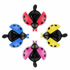 Lovely Kid Beetle Ladybug Ring Bell For Cycling Bicycle Bike Ride Horn Alarm C2