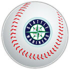 Seattle Mariners MLB Logo Ball Car Bumper Sticker Decal  - 9'', 12'' or 14'' on Ebay