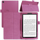 For Amazon Kindle Fire HD 8 2018 8th Gen Tablet Case Magnetic Leather Flip Cover