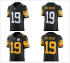 Pittsburgh Steelers #19 JuJu Smith-Schuster Vapor Untouchable Jersey Stitched