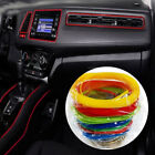 Auto Accessories Interior Styling Mouldings Trim Strips Car Gap Decorative Line