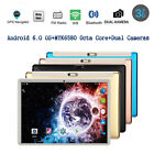 "10,1 ""Tablet PC 4+64 GB Android 6.0 Octa-Core-Dual-SIM-Kamera-Telefon Phablet DE"