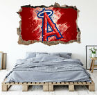 Los Angeles Angels Wall Art Decal MLB Baseball Team 3D Smashed Wall Decor WL85 on Ebay
