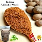 Nutmeg 100% Pure Natural Organic Ground & Whole Spice Myristicaceae Nuez Moscada