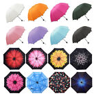 Kyпить Women Windproof AntiUV Compact Rain Sun Umbrella Parasol Folding Travel Portable на еВаy.соm