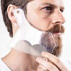 1Pcs Beard Shaping Styling Trimming Shaper Template for Shaving or Stencil