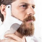 1Pc Beard Shaping Styling Trimming Shaper Template for Shaving or Stencil
