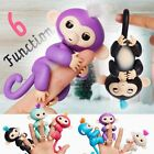 Electronic Finger Baby Monkey Cute Pet Toys Interactive Fingertip Robot For Kids