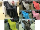 Velvet Luxe Throw Blanket Heavenly Soft Reversible Queen Multipurpose - 8 Colors image