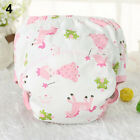 JN- Infant Baby Reusable Washable Underpant Traning Pant Cotton Diapers Trouse