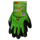 [100pairs] 3M Comfort Grip Gloves Nitrile Foam Coated Sports Work Gloves Green