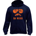Original Vintage Da Bears Ditka Funny Chicago Football Pullover Hoodie