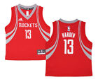 Toddler James Harden #13 Houston Rockets NBA Adidas Red Replica Jersey on eBay