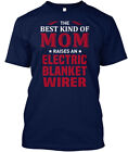 Long-lasting Electric Blanket Wirer - The Best Kind Of Hanes Tagless Tee T-Shirt