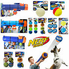 """Nerf Dog Toys Tennis Ball Blasters Launchers Reload Balls Accessories 2"""" & 2.5"""""""