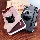 Champion Case Mirror Cover TPU Silicone With Up iPhone 6S 7 8 Plus Xs Max XR