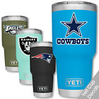 NFL Yeti cup decal sticker all teams for tumbler RTIC Ozark Trail on eBay