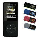 Music AVI MP3 Player Portable Multifunction 8GB 70 Hours Playback Lossless Sound