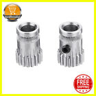 Stainless Steel Bondtech Two-way Driver Gear Extruder Feeding Wheel For 1.75mm F