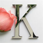 English Alphabet DIY Wall Stickers 3D Bedroom Living Room Stickers Decoration