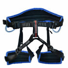 Mountaineering Sit Harness Rock Tree Climbing Half Body Harnesses Abseiling Gear