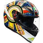 AGV K-1 Dreamtime Mens Street Riding DOT Cruising Road Racing Motorcycle Helmets
