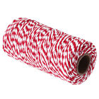 WINOMO 1 Roll Cotton Rope Twine String Cord Crafts DIY Making for Holiday Party